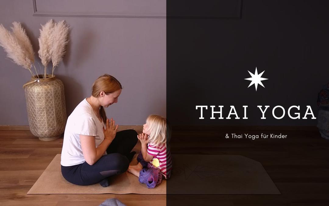 Thai Yoga für Kinder